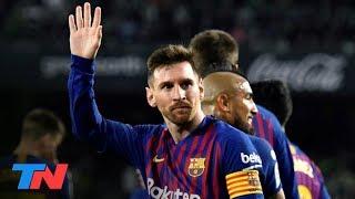 Messi furioso con los dirigentes del Barcelona