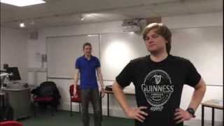 Henry V Trailer (Newcastle University Theatre Society)