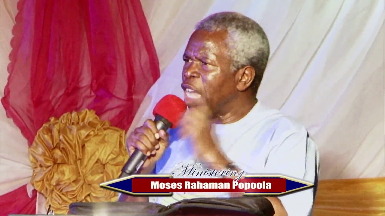 THE GOD OF MIRACLES 8: POPOOLA M.R.