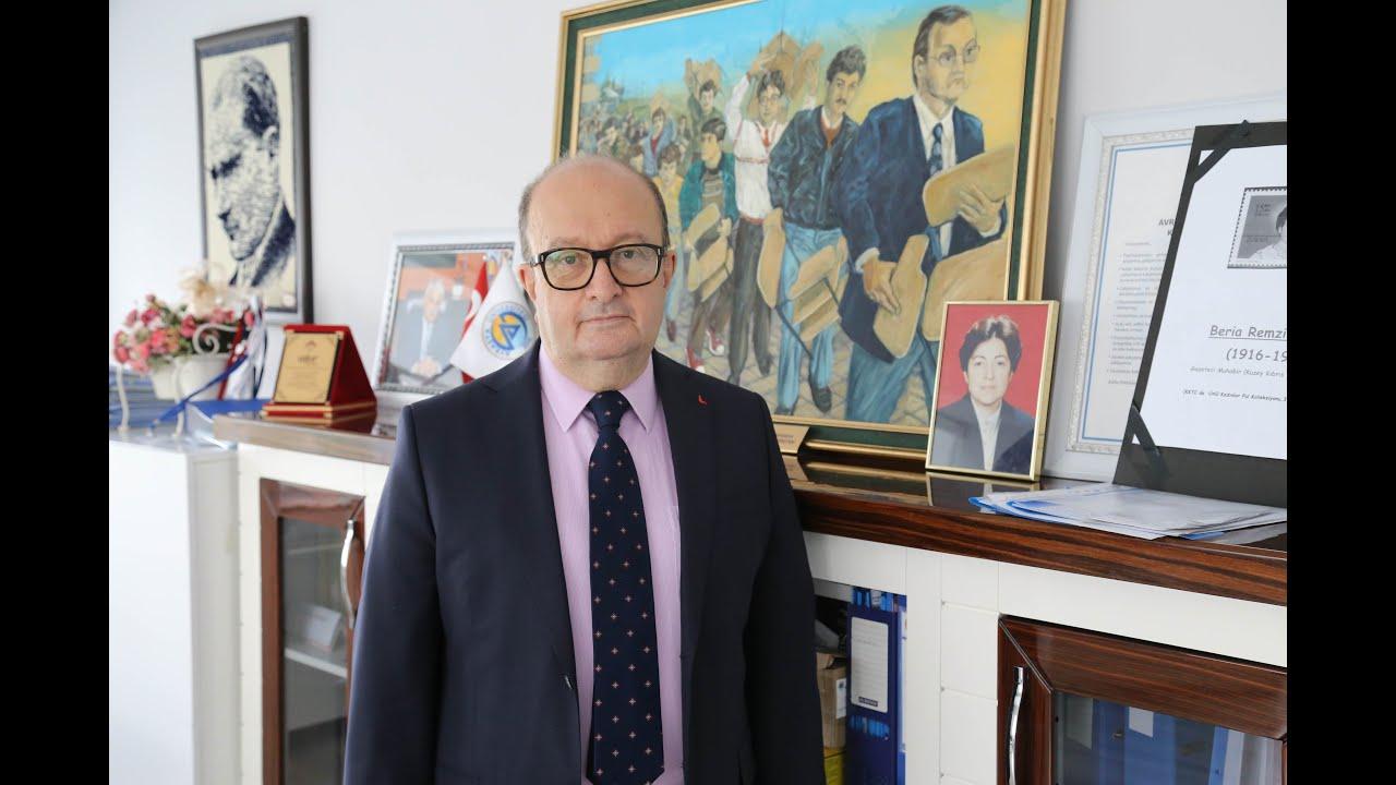 PROF. DR. YAVUZ ÖZORAN CORONA VİRÜS HAKKINDA AÇIKLAMA YAPTI
