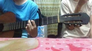 cover guitar mân côi