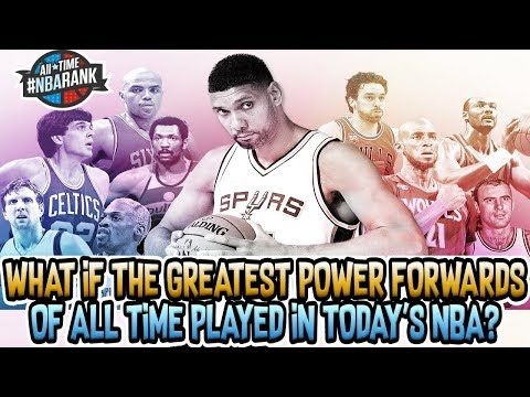 WHAT IF THE GREATEST POWER FORWARDS OF ALL TIME PLAYED IN TODAY's NBA? NBA SIMULATION