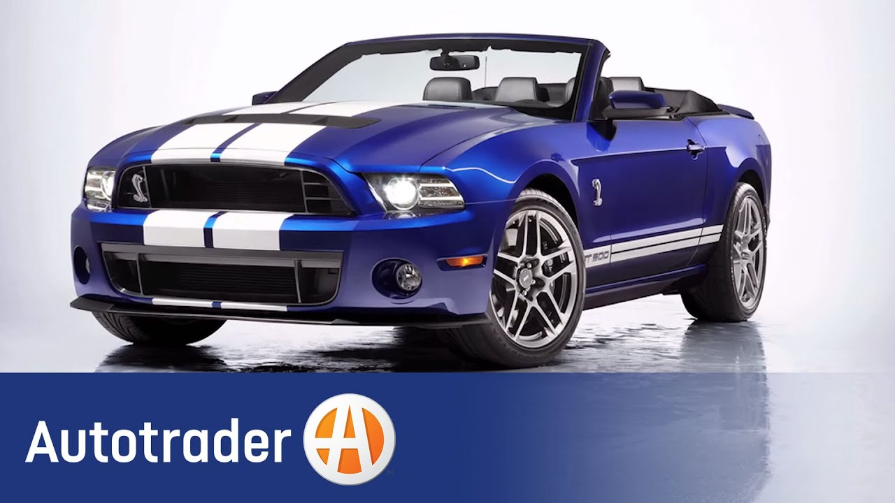 2017 Ford Mustang Shelby Gt500 Convertible 5 Reasons To Autotrader