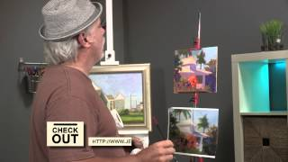 How to Readjust to Create a More Successful Painting with Mike Rooney
