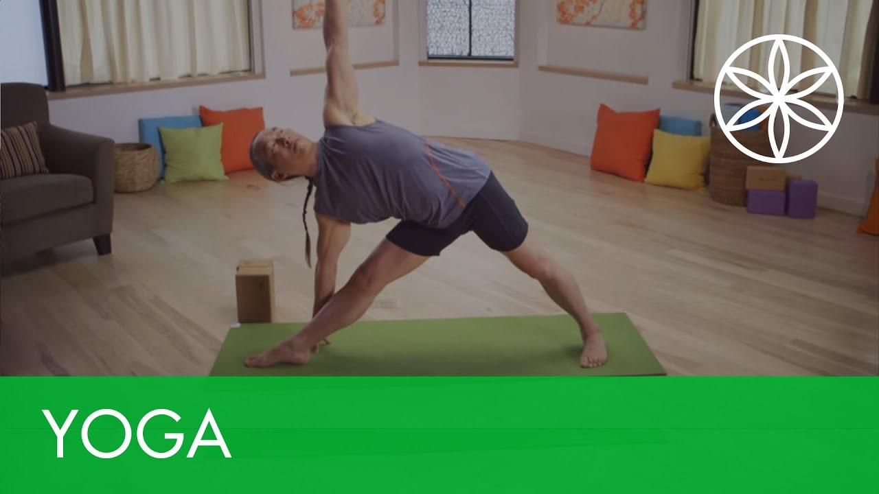 Rodney Yee Complete Yoga for Beginners promo | Yoga ...