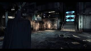 Batman Arkham Asylum PC Gameplay Demo [PART 1]