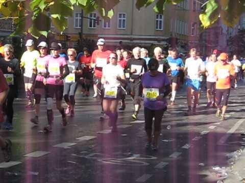 Berlin Marathon 2013, 29.9.2013, Alt Moabit, Kirchstr 5km, (Teil8 Von 9)