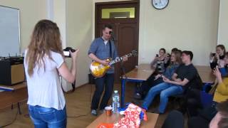 Александр Пушной в Вышке, часть 3, 19.05.2015