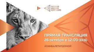 #СИМБАЛЕТИТДОМОЙ Прямая трансляция первой репатриации диких животных из России в Танзанию
