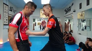 Kung Fu Knockout Punch Challenge