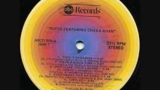 Classic Slow Jam Rufus Feat Chaka Khan - Sweet Thing (1975)