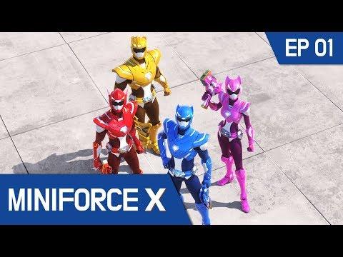 [MiniforceX] Episode 01