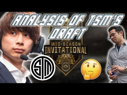Special: C9 Headcoach Reapered Review/Discussion on TSM's Dr