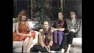 b 52s interview 1989