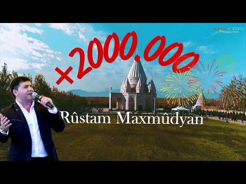 Rustam Maxmudyan Ermenistan Ezdi Music Рустам Махмудян