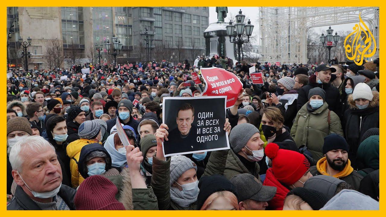 روسيا تستدعي السفير الأمريكي احتجاجا على دعم واشنطن للمظاهرات في روسيا  - نشر قبل 6 ساعة