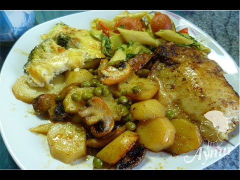 Fırında Sebzeli Tavuk Tarifi   Tavuk Yemekleri