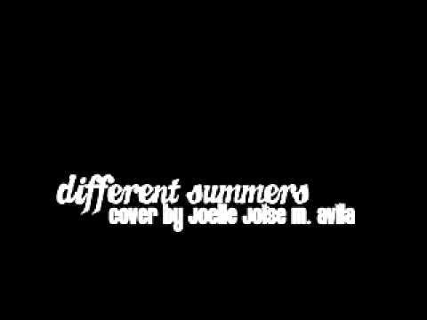 Demi Lovato - Different Summers (cover + lyrics)