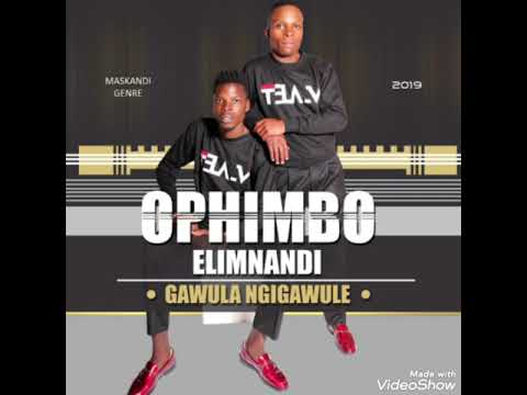 OPHIMBO ELIMNANDI  Single Track from 2019 ALBUM {Bhinca Lami)