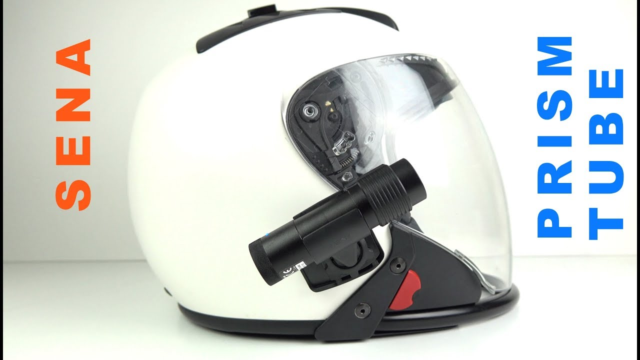 Sena Prism Tube The Best Motorcycle Helmet Camera For Me Youtube