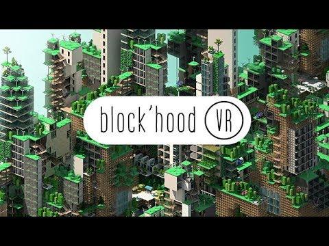 Blockhood VR Launch Trailer