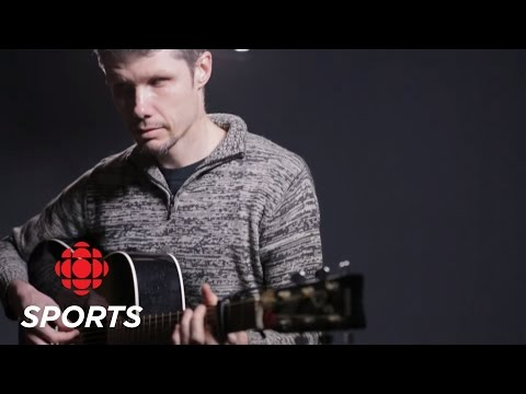Blind Paralympic Runner Jason Dunkerley Plays Guitar | CBC Sports