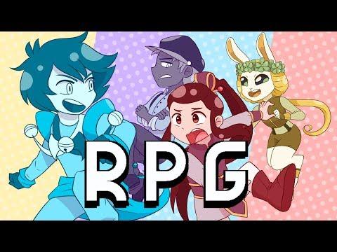 [Animation Meme] RPG - Collab W/ Rexumii