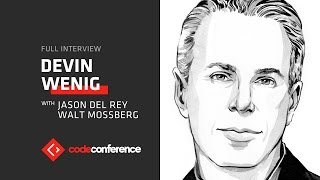 Devin Wenig, CEO eBay | Full interview | Code Conference 2016