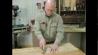 Woodriver Shoulder Plane Review With Jerill Vance Presented By Woodcraft