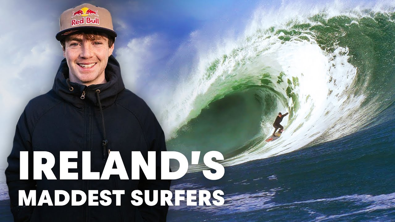 Meet Ireland's Maddest Surfers | Made In Ireland Part 2