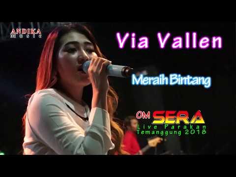 Via Vallen - Meraih Bintang terbaru 2018 - OM. SERA live Parakan