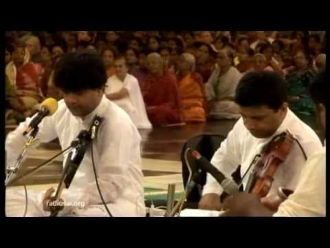 Ganesh & Kumaresh Violin Concert | Carnatic Classical | Puttaparthi - 24 OCT 2012