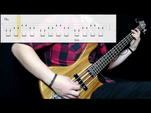 Ghost - Ghuleh / Zombie Queen (Bass Cover) (Play Along Tabs In Video)