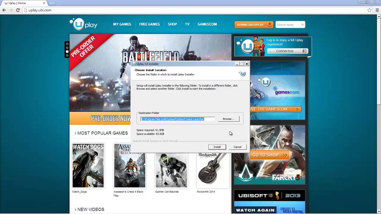 Activation Key For Watch Dogs  Uplay