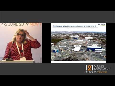 Presentation: Nemaska Lithium - 121 Mining Investment New York 2019 Spring