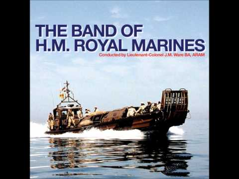 Britannic Salute - HM Royal Marines Band