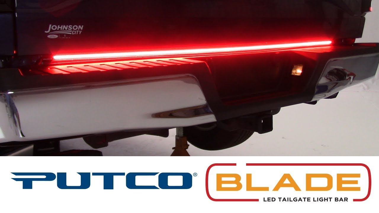 In the garage with performance corner putco blade led tailgate in the garage with performance corner putco blade led tailgate light bar aloadofball Image collections