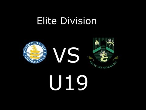Wutv-LoiU19ED-Waterford United U-19s vs Bray Wanderers U-19s-19/01/13-RSC
