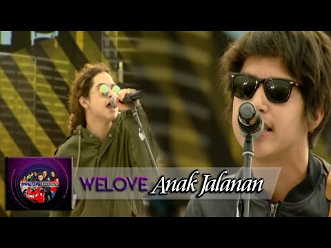 "Ahmad Bersaudara ""Cinta Gila"" [WeLoveAnakJalanan] [24 Agustus 2016]"
