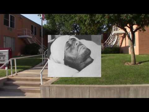 Bonnie and Clyde- Iowa Ambush and Bank Robbery Site