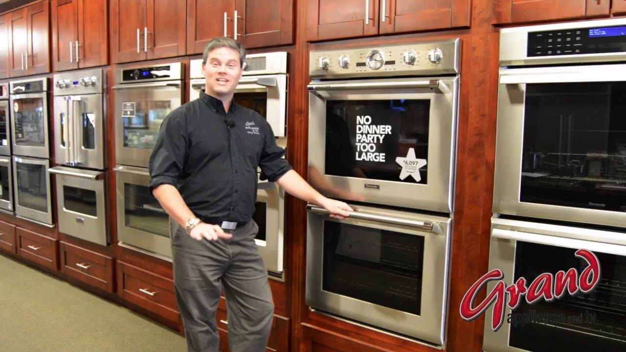 size matters when choosing the right wall oven