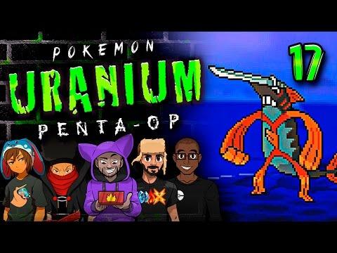 "Pokémon Uranium 5-Player Nuzlocke - Ep 17 ""N!GGAS DON'T READ"""