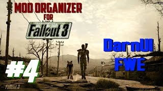 mod Organizer for Fallout 3 #4: DarnUI, Fallout Wanderer's Edition and User Interface