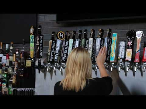 A Look Inside Hinterland's New Brewery And Restaurant