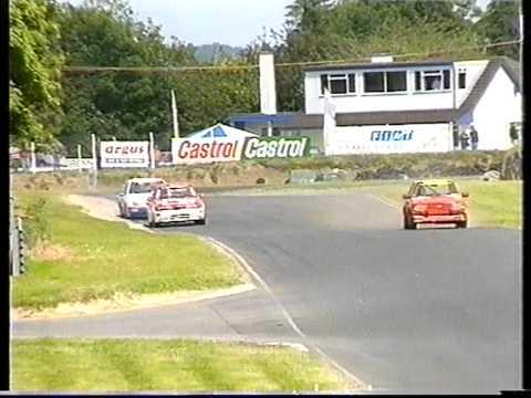 1991 Dunlop Irish Saloon car championship season review.