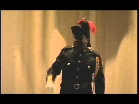 """G.B.T.V. CultureShare  ARCHIVES 1998:  RON BOBB SEMPLE  """"The Spirit of Marcus Garvey"""""""