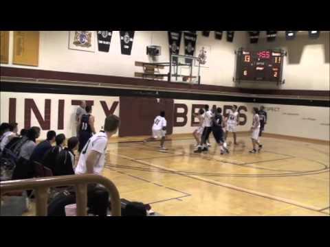 Dave Monaco High School Junior Villanova College