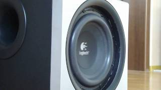 Z-2300 HUGE Subwoofer eXcursion