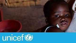 Malawi's life-saving cyclist | UNICEF