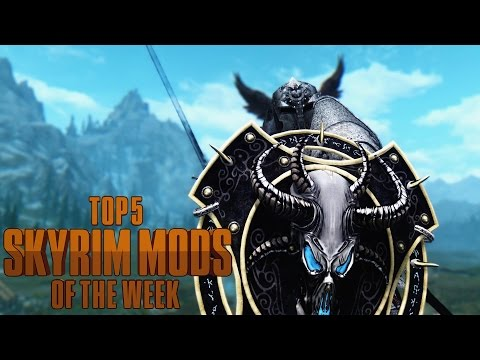 Give Me Money For No Reason - Top 5 Skyrim Mods of the Week